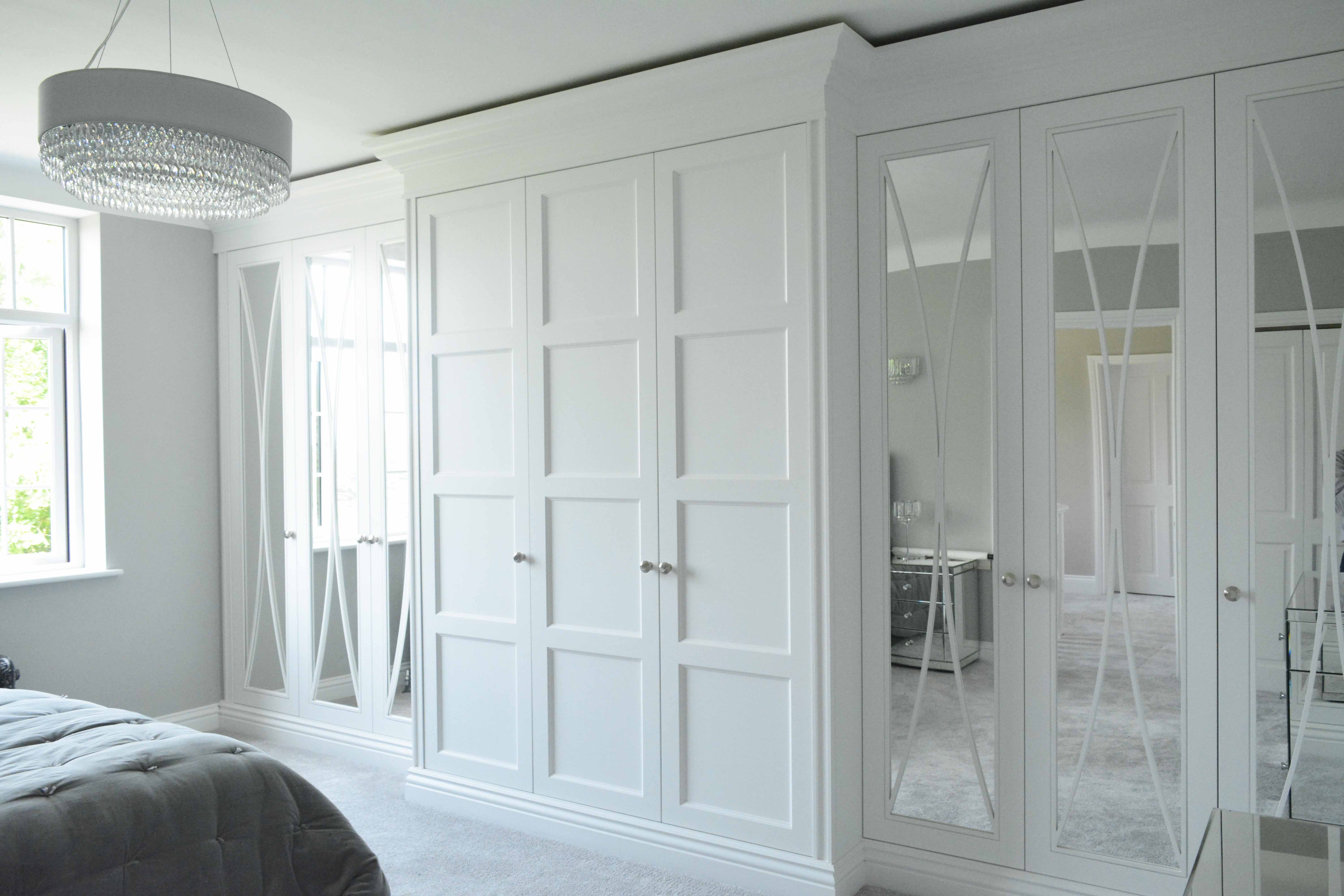 Luxury Fitted Wardrobes Boreham Wood Hertfordshire The Heritage Regarding Fitted Wooden Wardrobes (View 13 of 15)