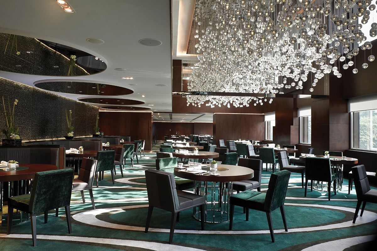 12 best collection of restaurant chandelier luxury restaurant chandeliers design the mira hotels zeospot inside restaurant chandelier 8 of 12 arubaitofo Gallery