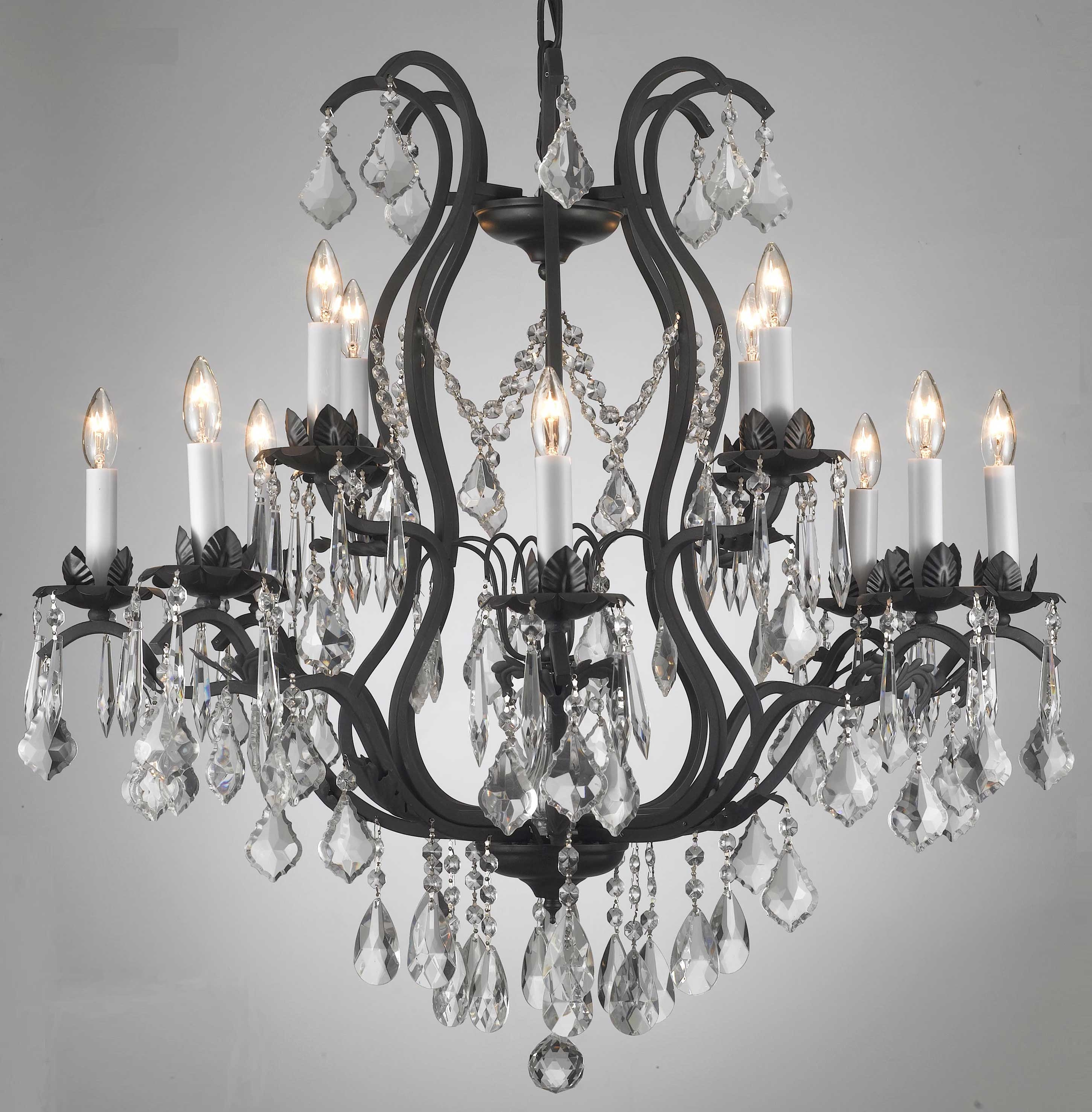 Marvelous Chandeliers With Chandeliers Ceiling Circa Lighting For Intended For Trendy Chandeliers (#9 of 12)