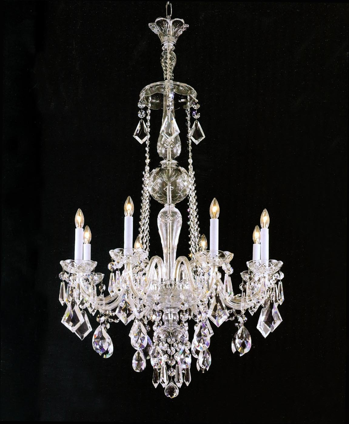 Marvelous Chandeliers With Chandeliers Ceiling Circa Lighting For Within Trendy Chandeliers (#10 of 12)