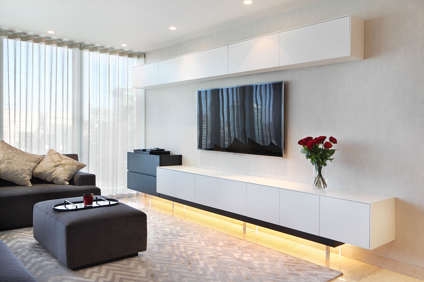 Media Cabinets London Within Bespoke Tv Unit (View 13 of 15)