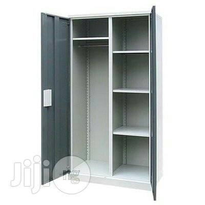 Metal Wardrobes Closet For Sale In Yaba Buy Furniture From With Regard To Metal Wardrobes (View 12 of 15)