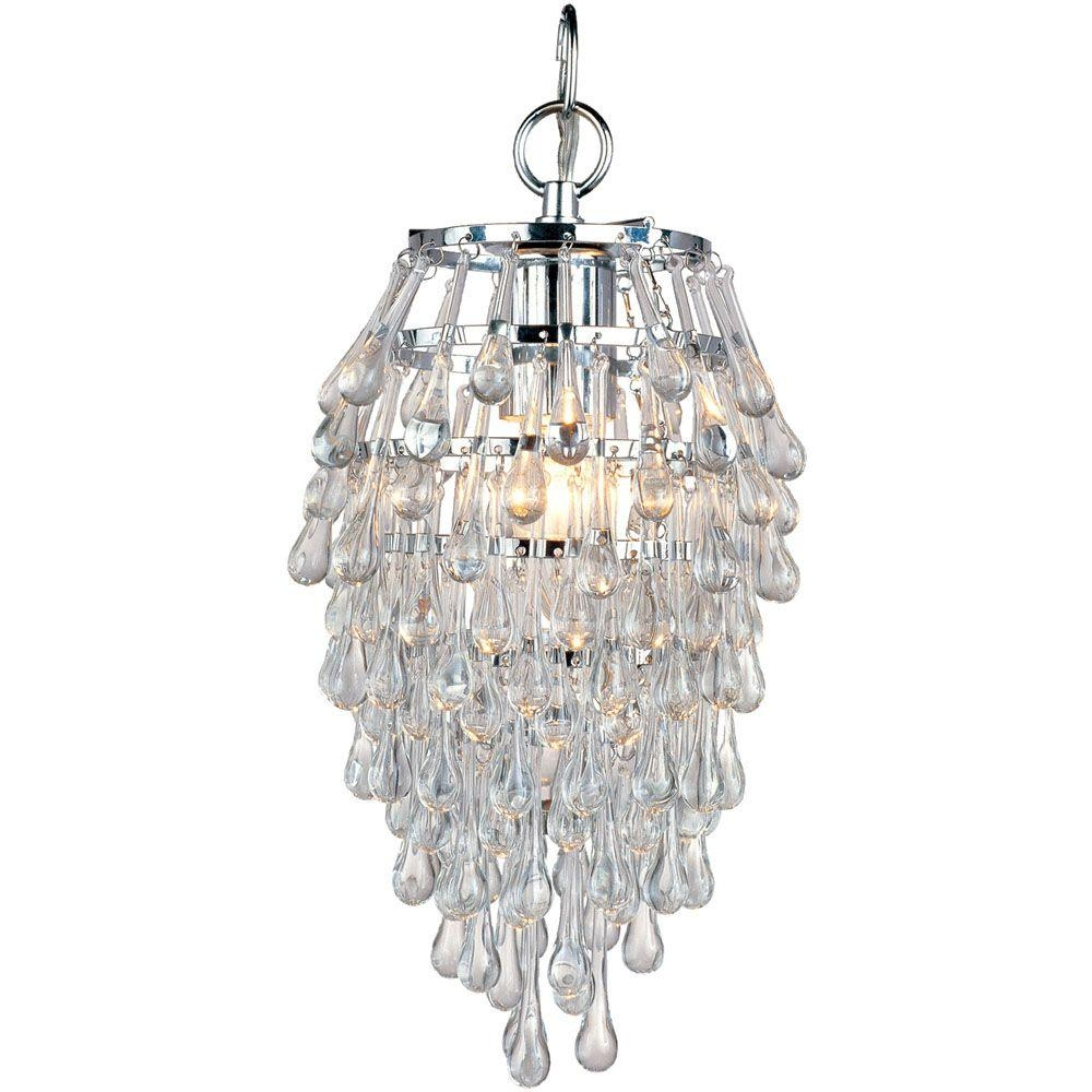 Popular Photo of Small Chandeliers