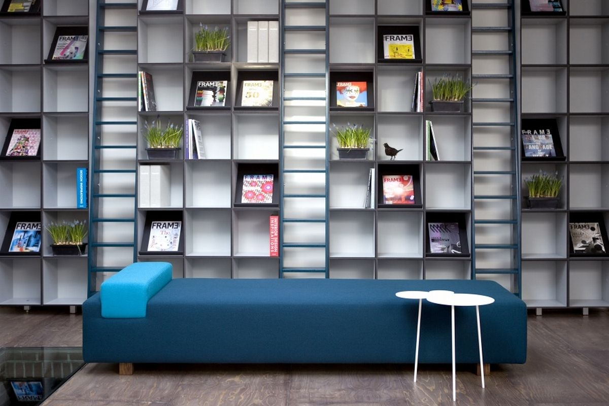 Minimalist Adorable Book Cabinet Modern Design Furniture Yustusa Within Book Cabinet Design (View 15 of 15)