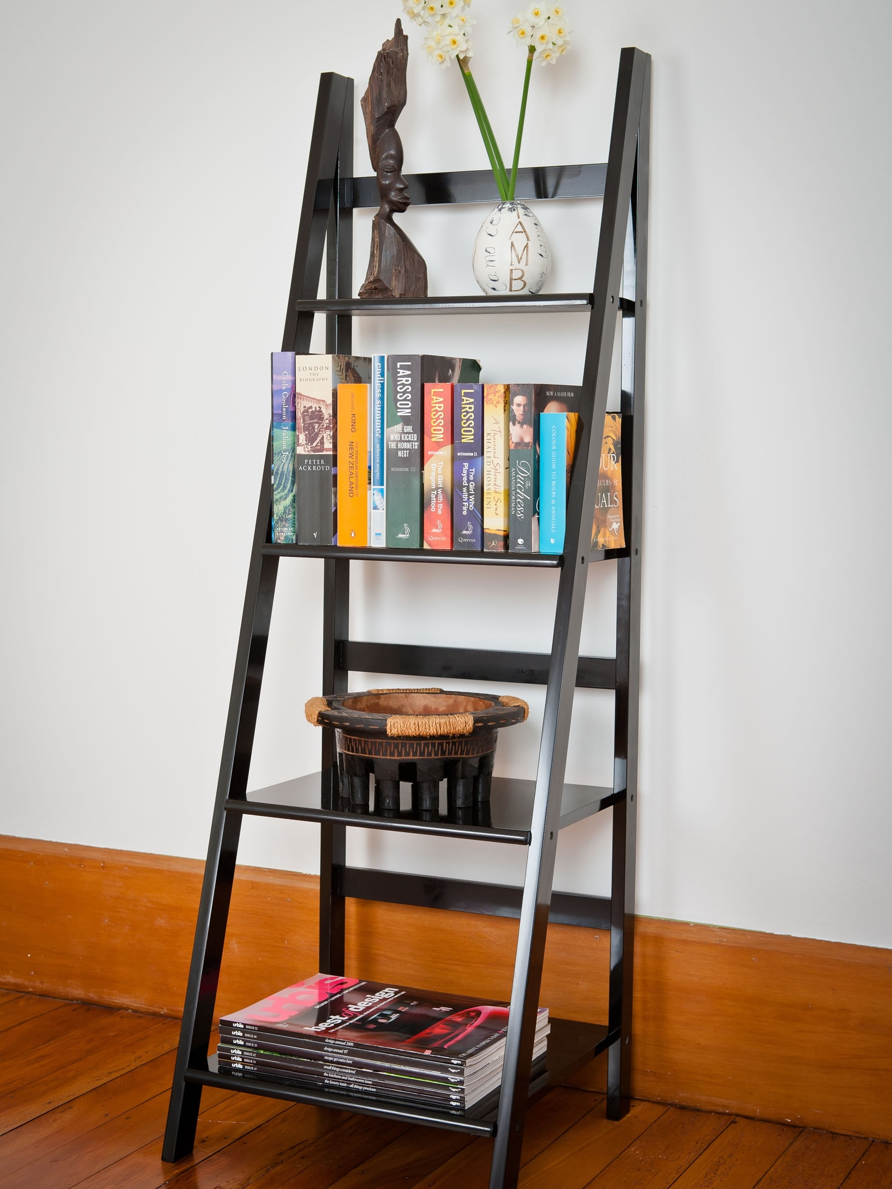 Mocka Ladder Shelf Home Furniture Inside Ladder Shelves (#10 of 15)