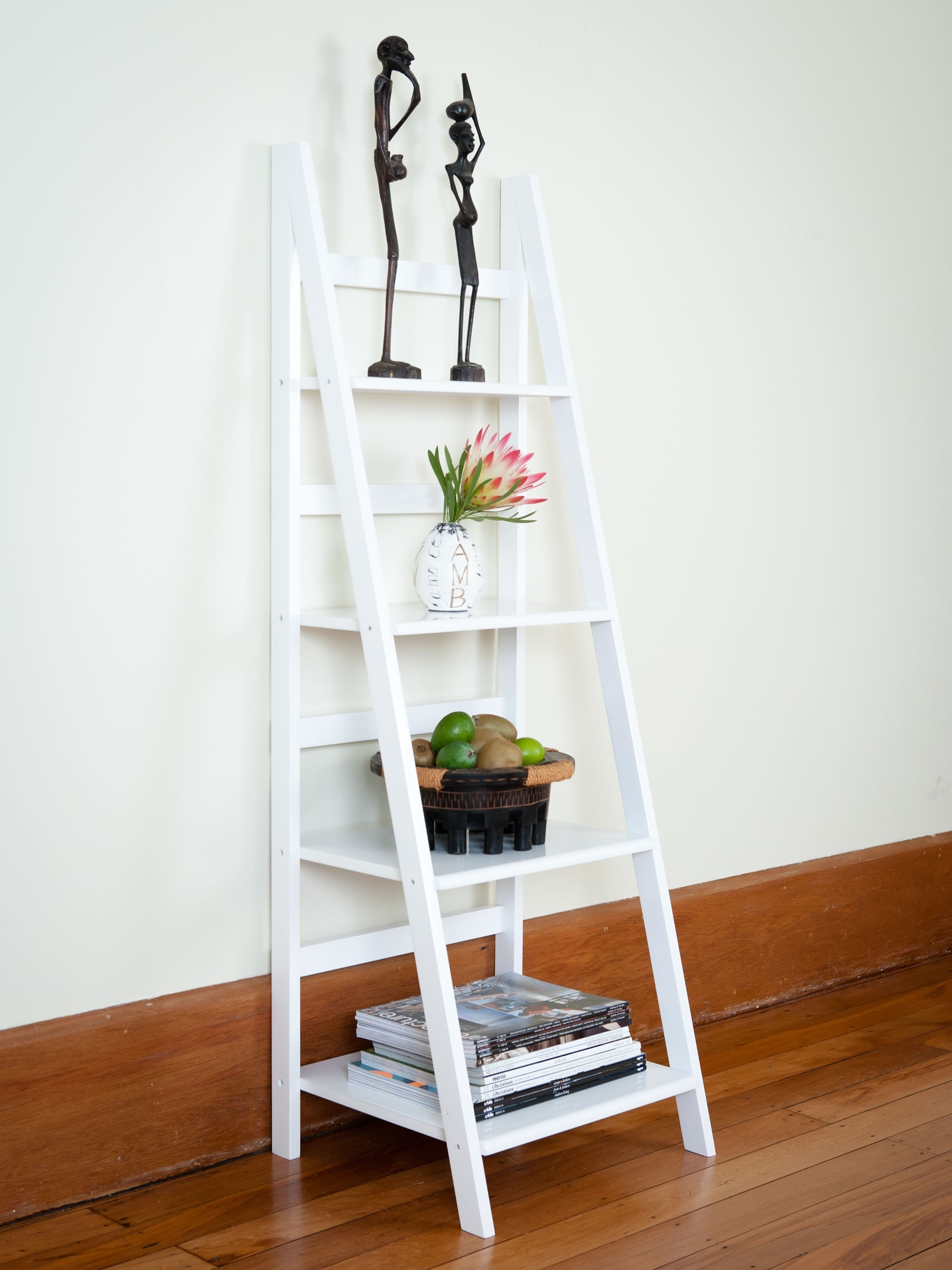 Mocka Ladder Shelf Home Furniture With Ladder Shelves (#11 of 15)