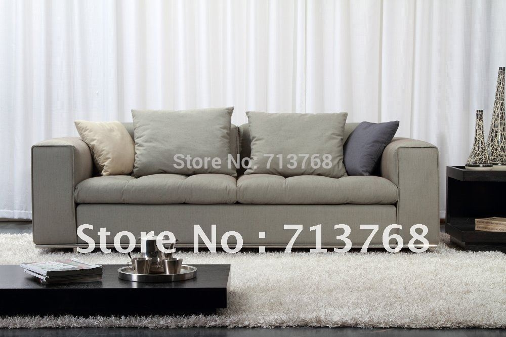 Modern 3 Seater Sofa Promotion Shop For Promotional Modern 3 Pertaining To Modern 3 Seater Sofas (#10 of 15)