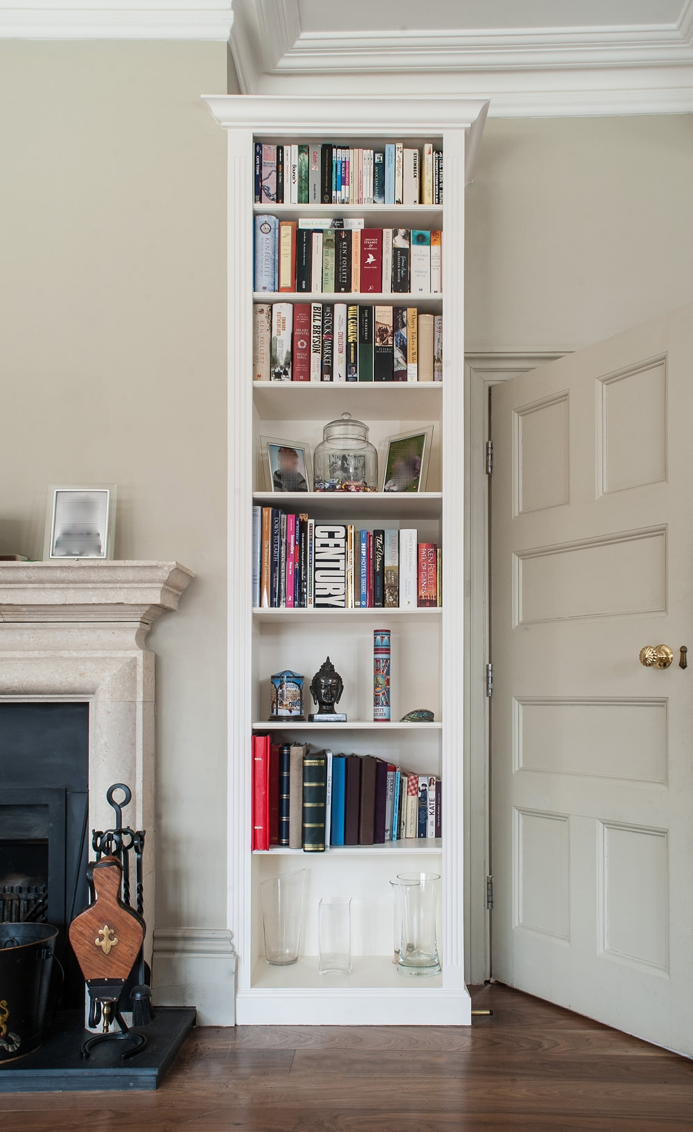 Modern And Classic Handbuilt Bookcases London Alcove Company Inside Classic Bookcases (#10 of 15)