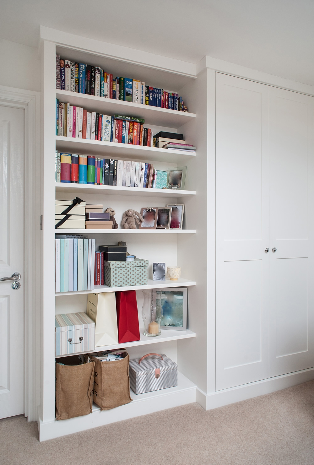 Modern And Classic Handbuilt Bookcases London Alcove Company With Regard To Alcove Bookcase (View 14 of 15)