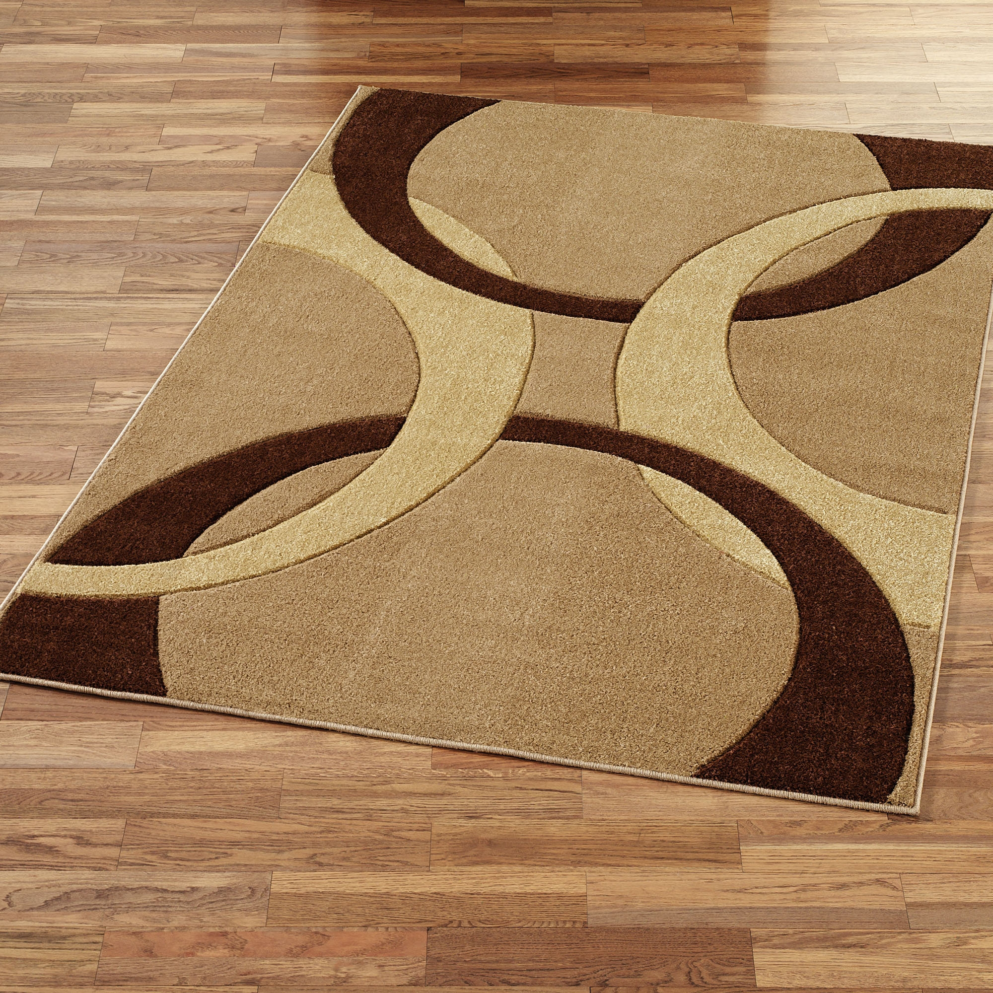 Modern Area Rug Regarding Modern Wool Area Rugs (#10 of 15)
