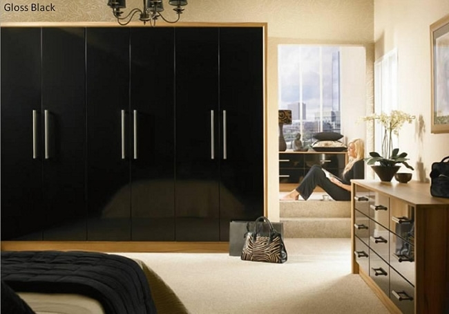 Modern Bedrooms Kitchens Glasgow Bathrooms Glasgow A Family With Regard To Discount Wardrobes (View 11 of 15)