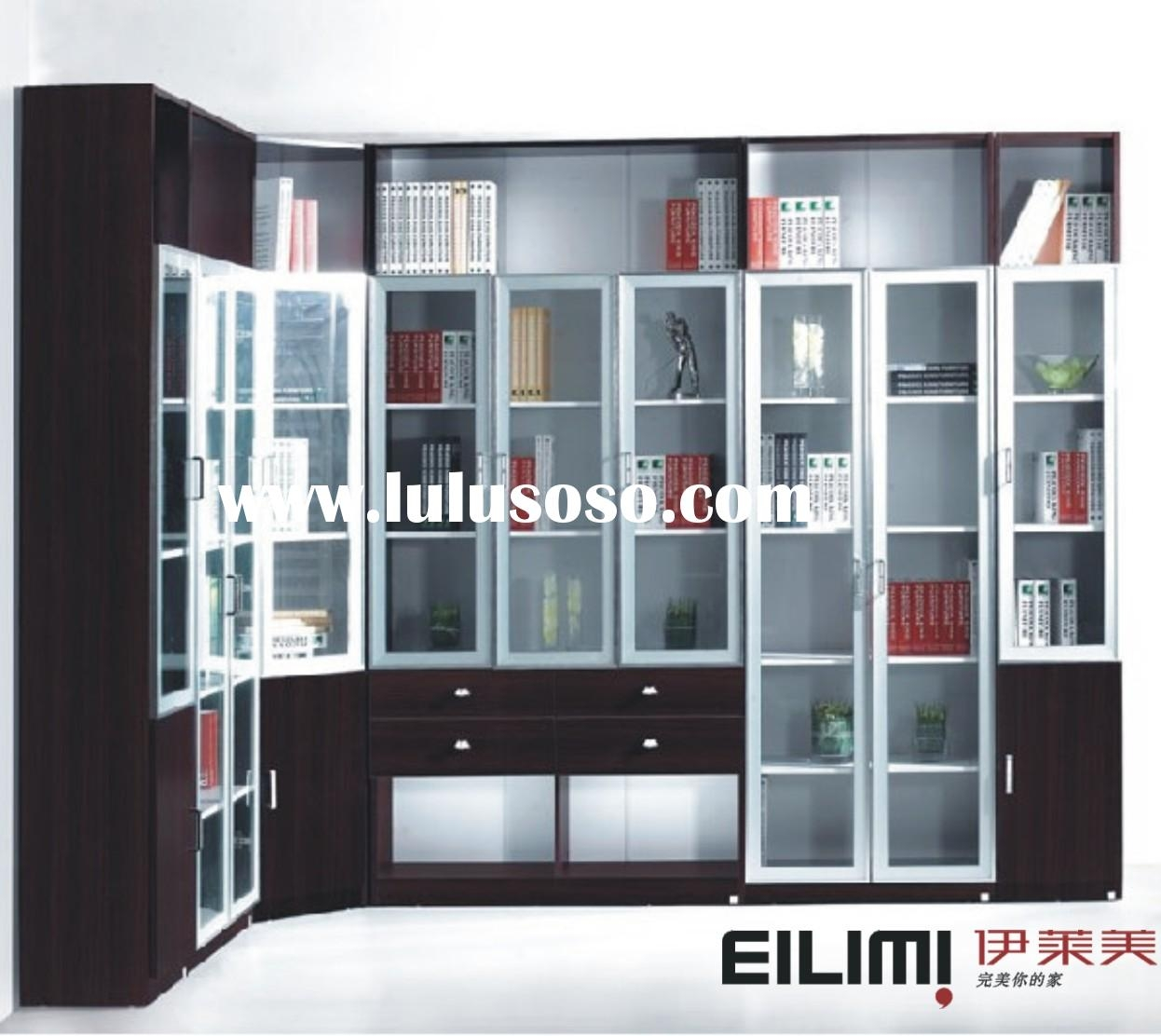 Modern Book Cabinet Design Video And Photos Madlonsbigbear Inside Book Cabinet Design (View 1 of 15)