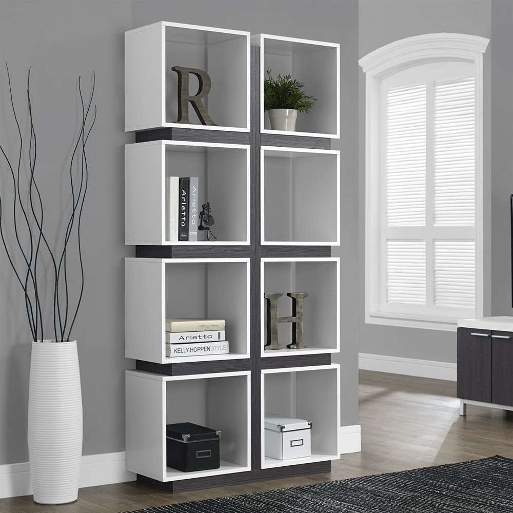 Modern Book Case Throughout Modern Bookcase (View 7 of 15)