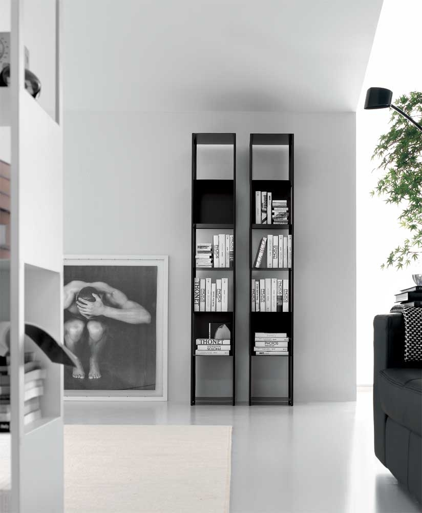 Modern Bookcase Also With A Small Modern Bookshelf Also With A Inside Modern Bookcase (#9 of 15)
