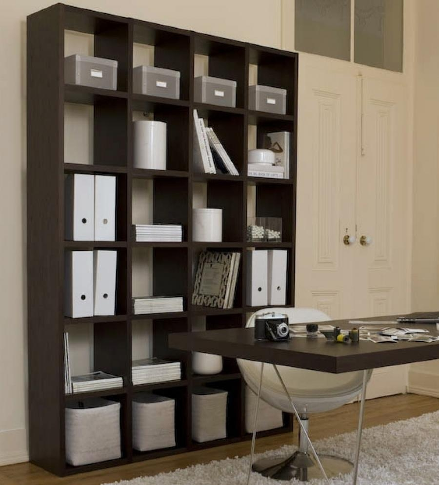 Modern Bookcase Design Eva Furniture Throughout Modern Bookcases (#9 of 15)