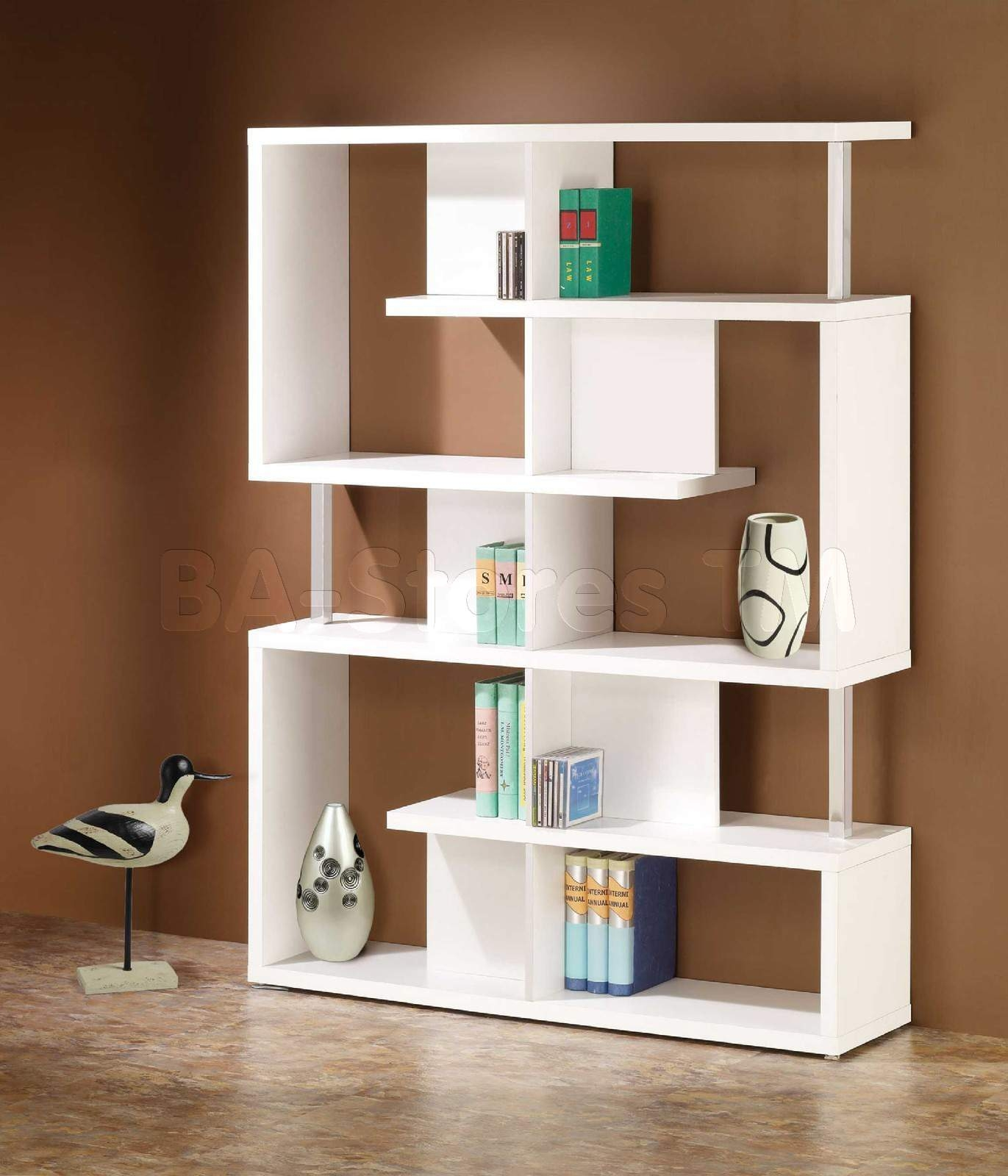 Modern Bookcase Design Intended For Modern Bookcase (View 9 of 15)