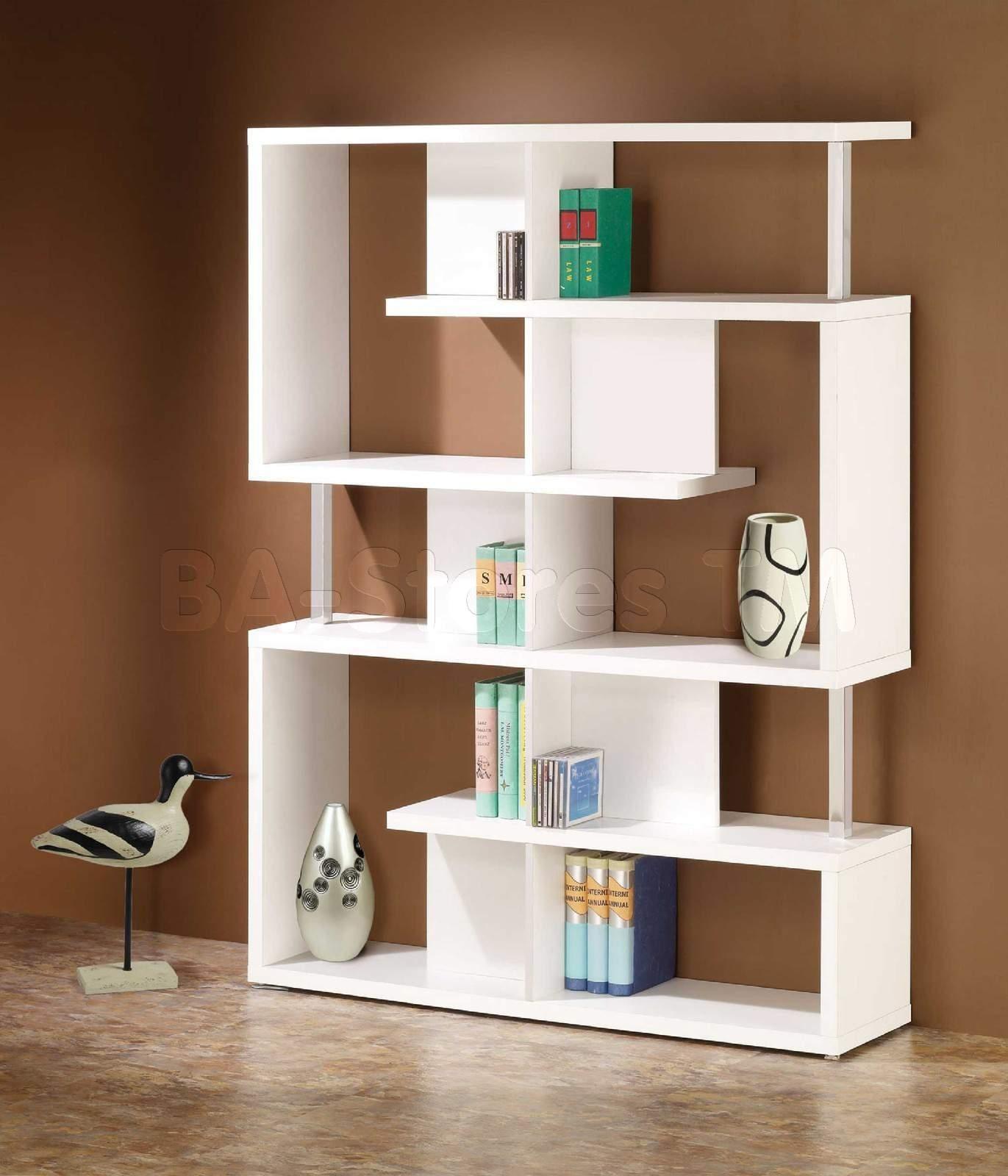 Modern Bookcase Design Intended For Modern Bookcase (#13 of 15)