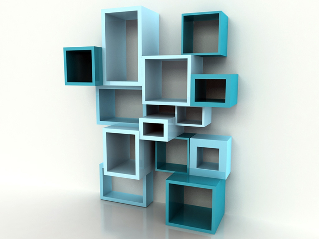 Modern Bookcases And Shelves Pertaining To Modern Bookcases (#10 of 15)