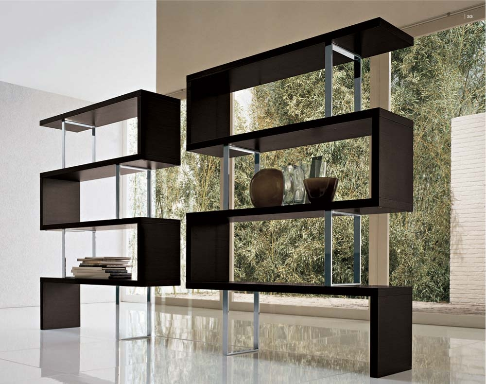 Modern Bookcases Pertaining To Modern Bookcases (View 11 of 15)