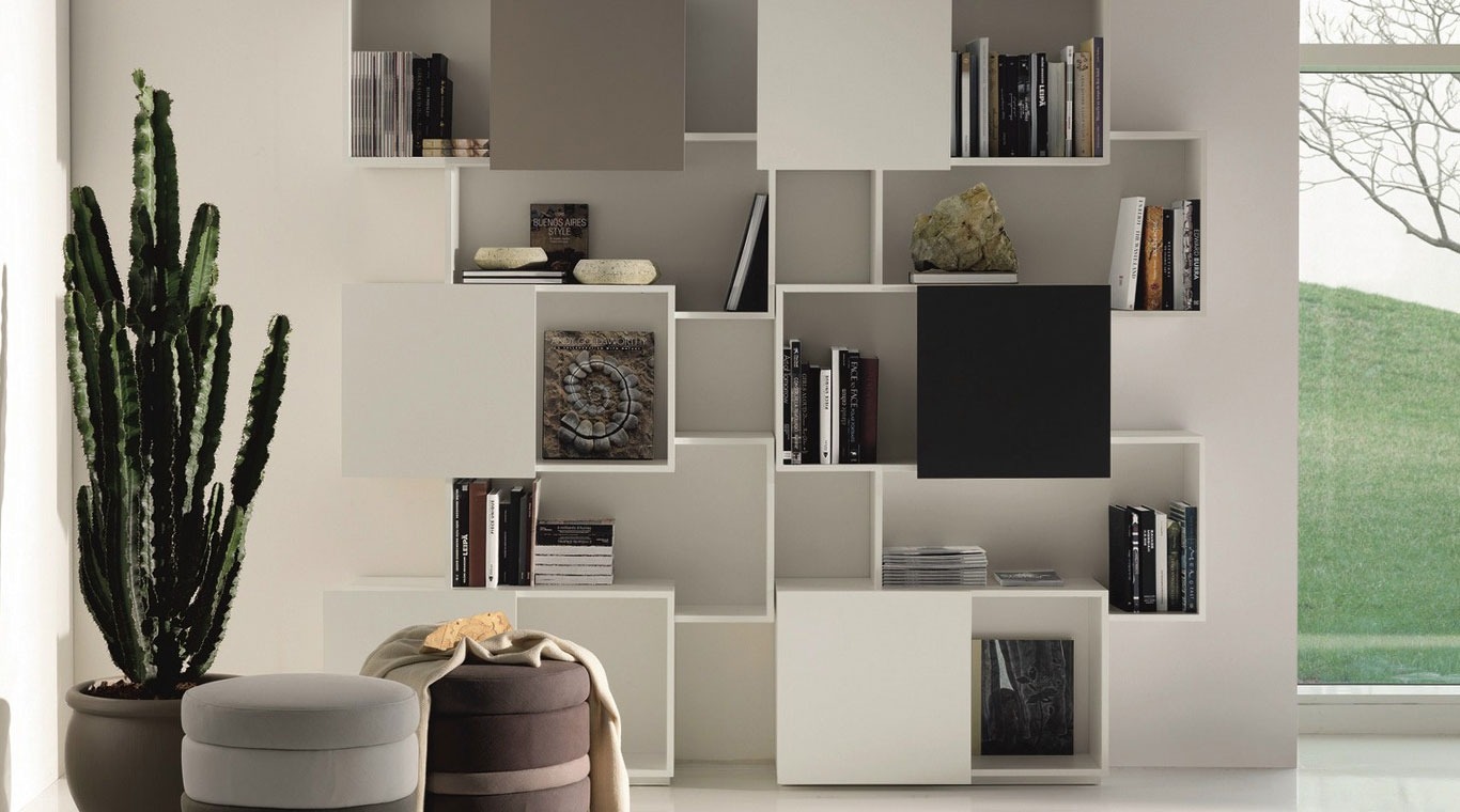 Modern Bookcases With Modern Bookcases (#12 of 15)