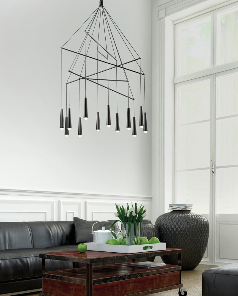 Modern Chandeliers Ideas About Contemporary Chandelier On Regarding Contemporary Large Chandeliers (#9 of 12)