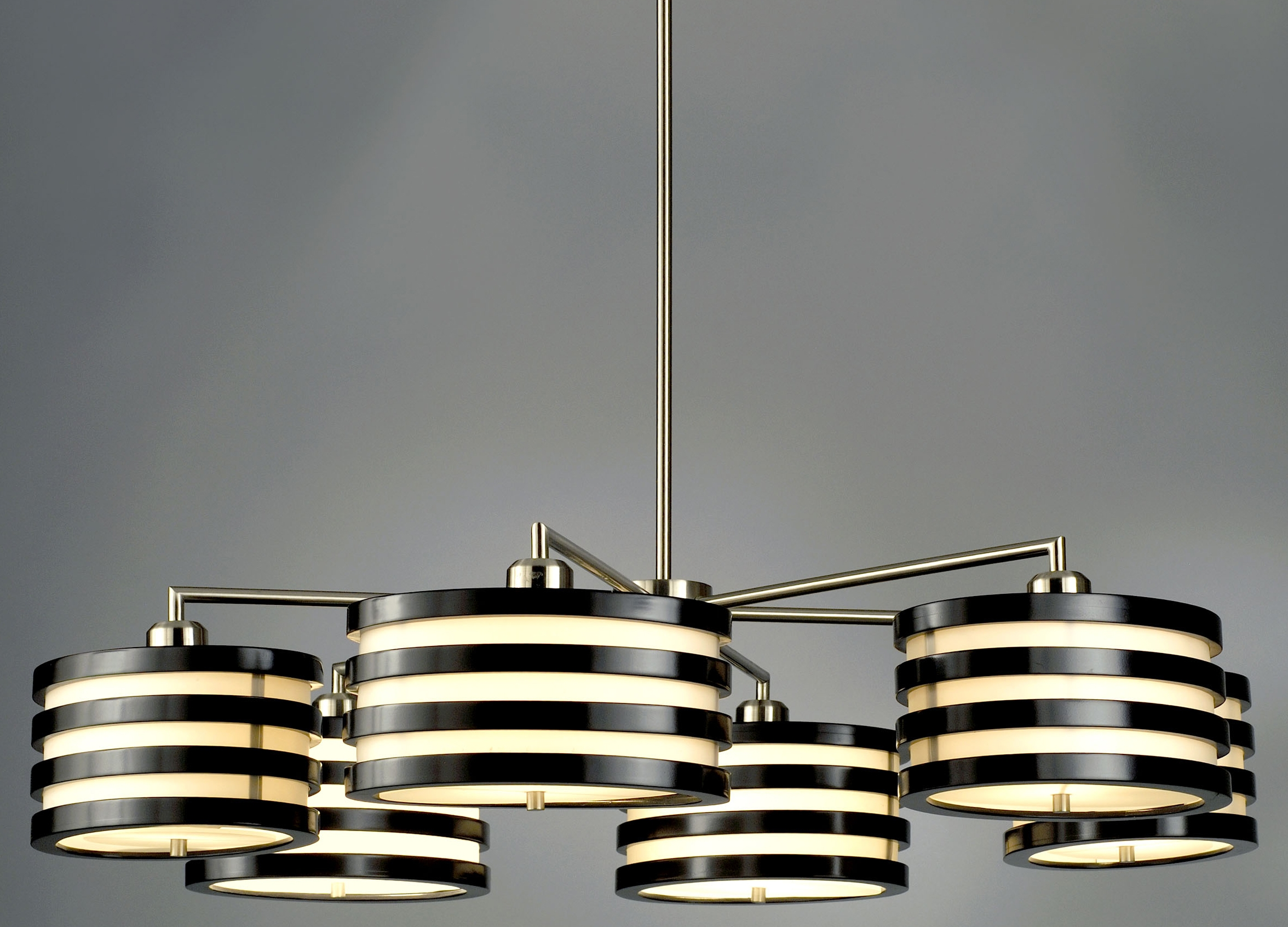 Modern Contemporary Chandelier Pertaining To Contemporary Modern Chandeliers (#10 of 12)