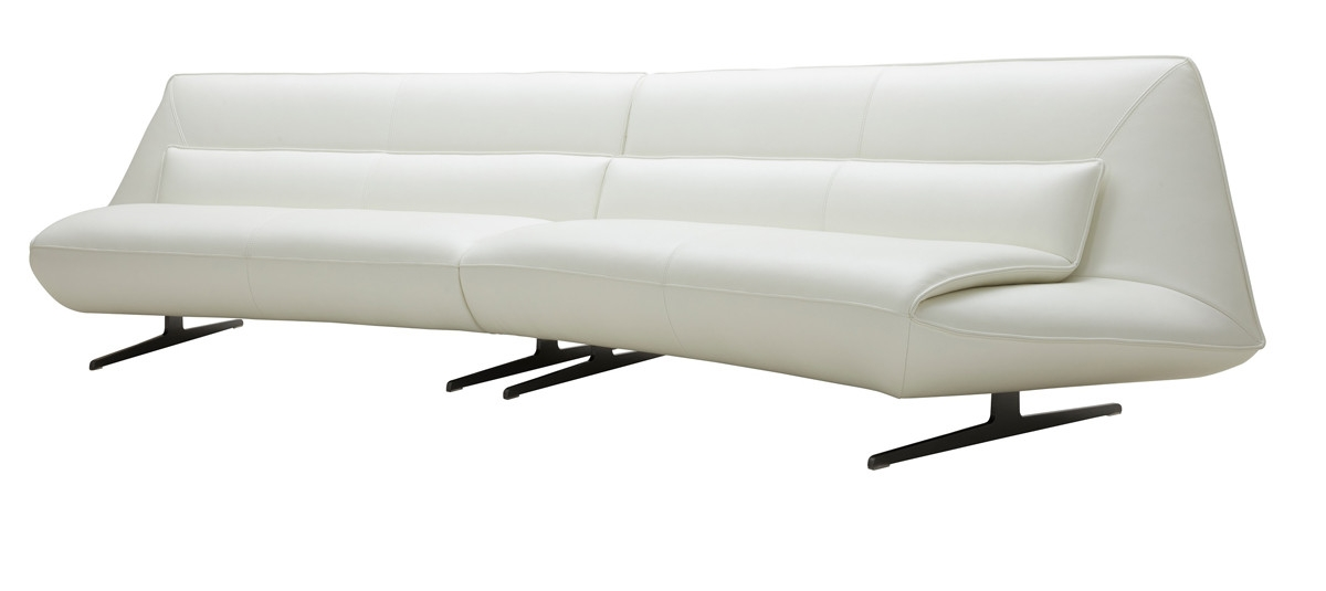 Modern Contemporary Sofa Sets Sectional Sofas Leather Couches Within White Modern Sofas (#8 of 15)