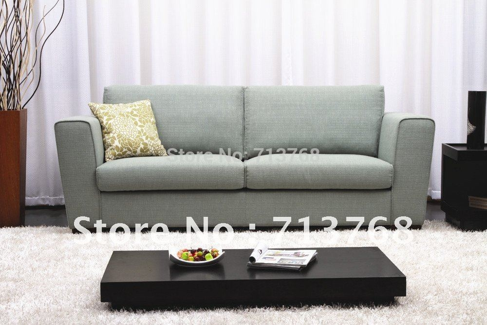 Modern Furniture Living Room Fabric Sofa 3 Seater Sofa With Modern 3 Seater Sofas (#12 of 15)
