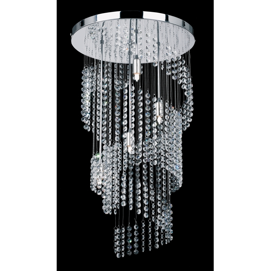 Modern Lighting Chandeliers With Regard To Modern Light Chandelier (#7 of 12)