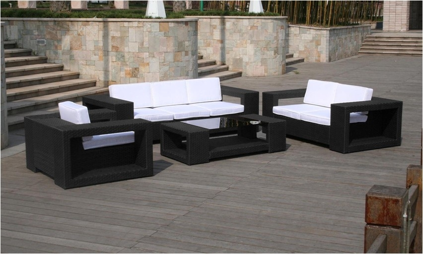 Modern Rattan Furniture Sofa Set Garden Furniture Sofa Kd Sofa Omr Throughout Modern Rattan Sofas (#5 of 15)
