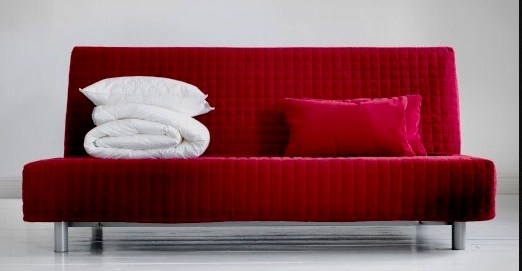 Modern Sofa Bed Sofa A In Red Sofa Beds IKEA (#10 of 15)