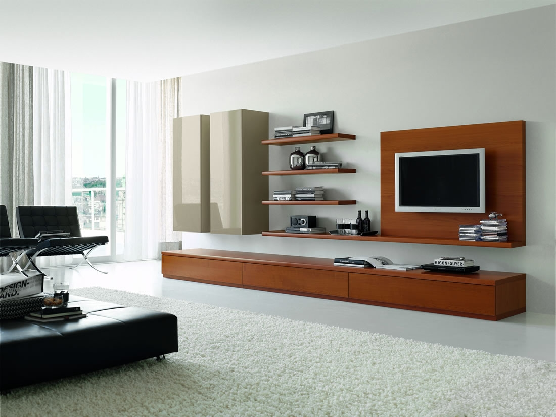 Modern Tv Wall Unit Design Cuarto Pinterest Wall Unit In Tv Wall Unit (View 14 of 15)