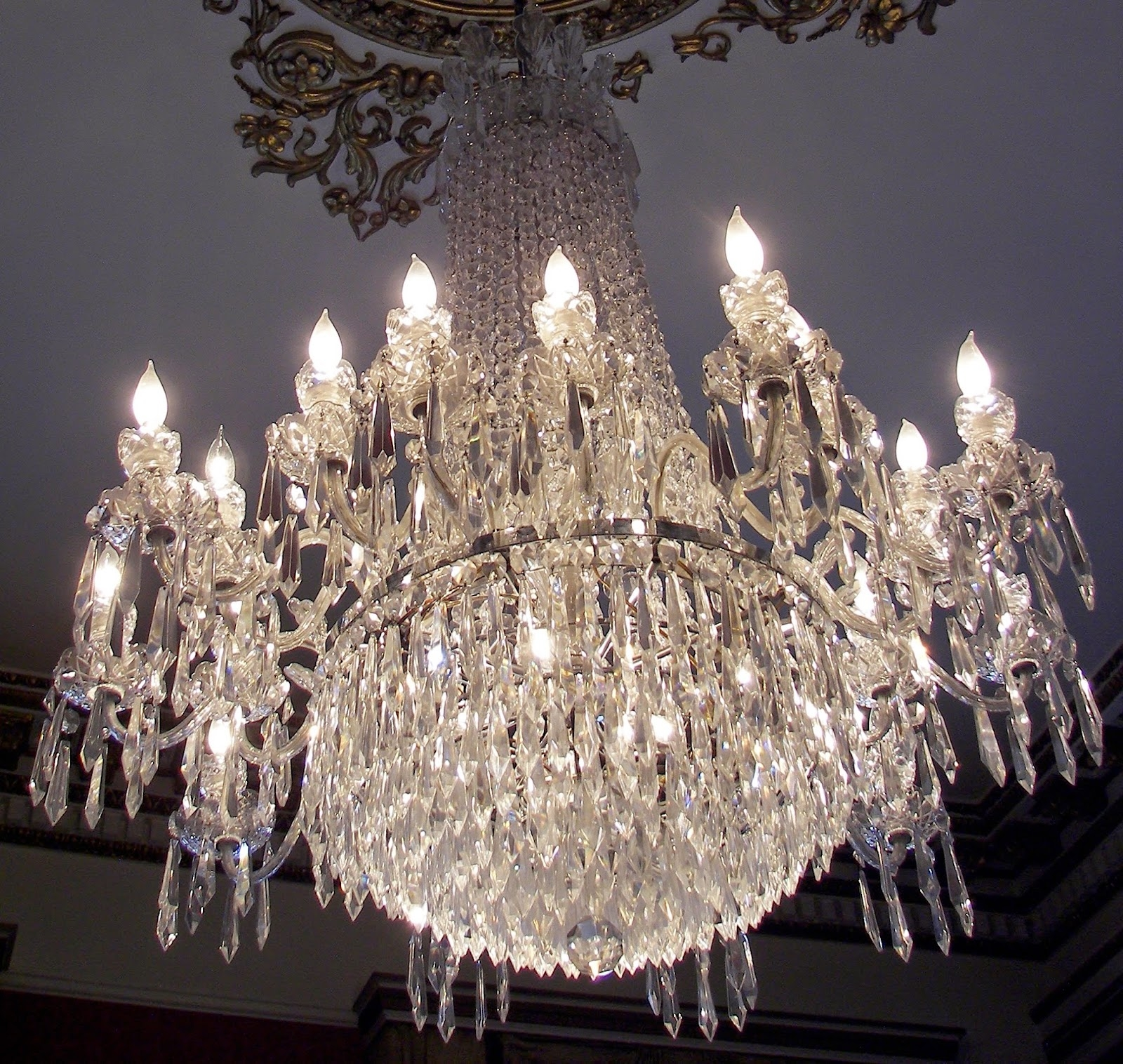 Popular Photo of Expensive Chandeliers