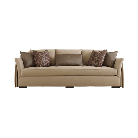 Morgan One Cushion Sofa H1102 C Henredon Array From Throughout One Cushion Sofas (View 7 of 15)