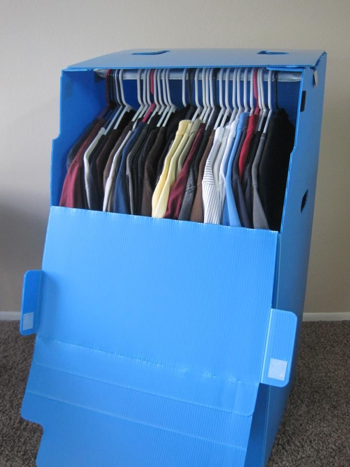Moving Supplies Montreal Polarbox Throughout Plastic Wardrobe Box (#6 of 14)