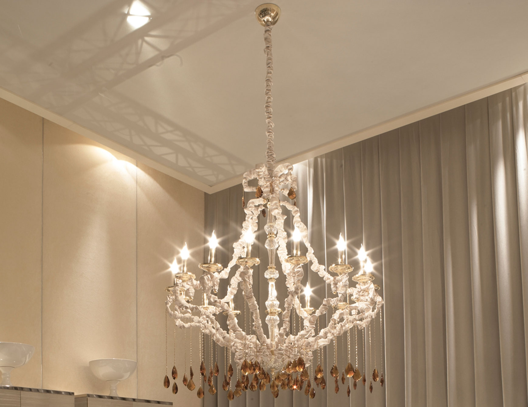 Murano Glass Chandeliers Italian Designer Luxury Chandeliers For Italian Chandeliers (#6 of 12)