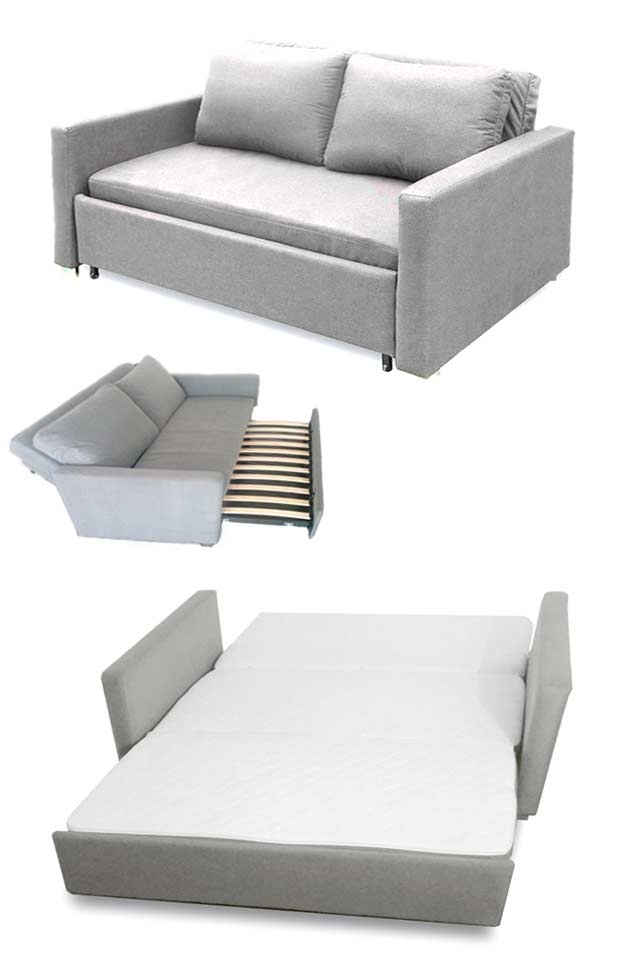 Murphy Bed Over Sofa Smart Wall Beds Couch Combo For Pull Out Queen Size Bed Sofas (#10 of 15)