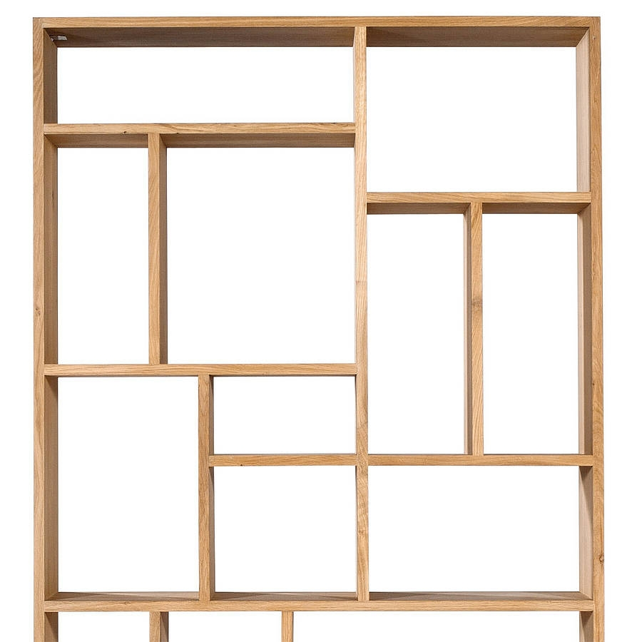 New Contemporary Oak Bookcase Design Ideas Excellent On With Contemporary Oak Shelving Units (View 14 of 15)