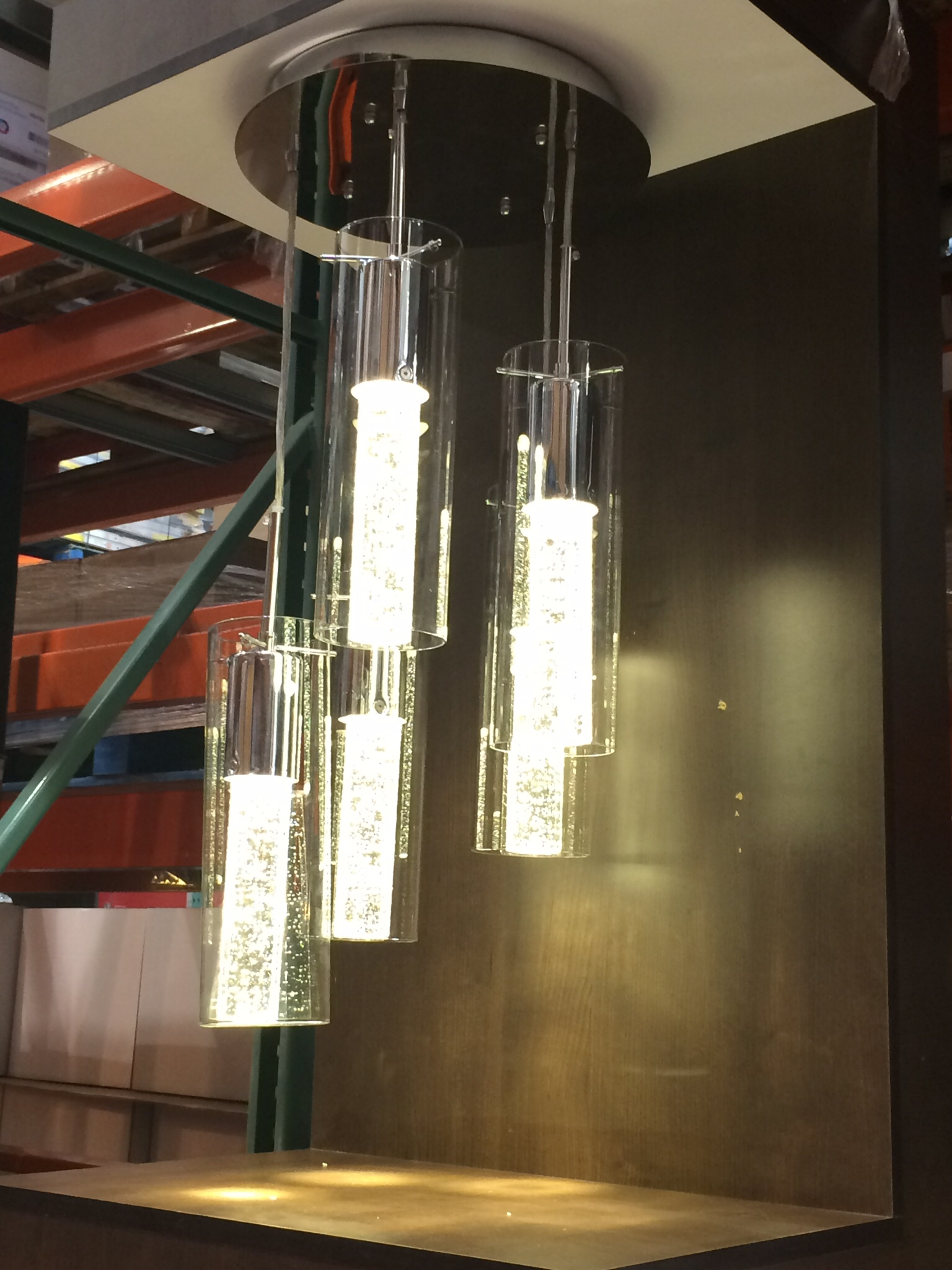 Popular Photo of Costco Lighting Chandeliers