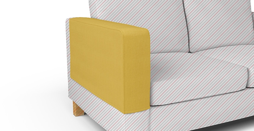 New Gear Ikea Arm Rest Capsprotectorscovers From Cw Within Arm Covers For Sofas (#12 of 15)