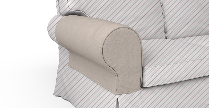 New Gear Ikea Arm Rest Capsprotectorscovers From Cw Within Arm Covers For Sofas (#11 of 15)
