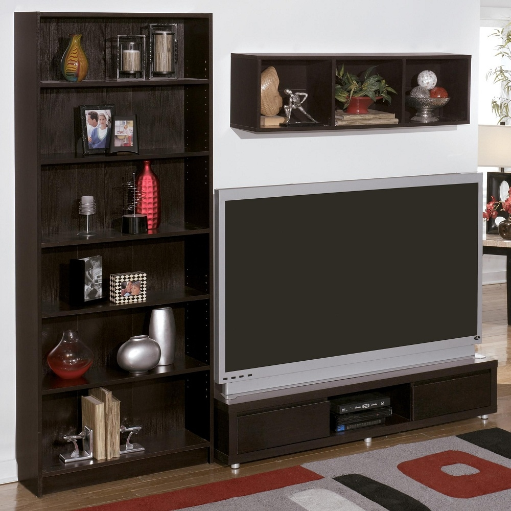New Tv Stand With Bookcases Images Home Design Beautiful To Tv In Tv Bookcases (#9 of 15)