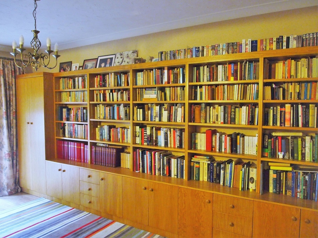 Popular Photo of Library Cupboards