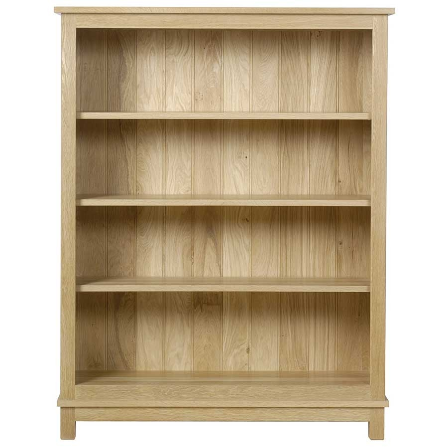Oak Bookshelves Idi Design In Oak Bookshelves (#10 of 15)