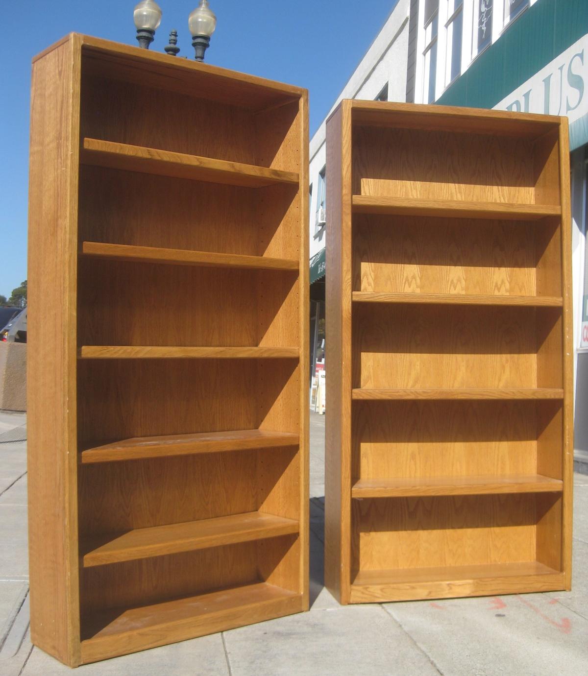 Oak Bookshelves Idi Design Inside Oak Bookshelves (#11 of 15)