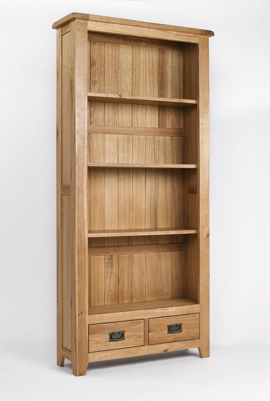 Oak Bookshelves Idi Design Intended For Oak Bookcases (#13 of 15)