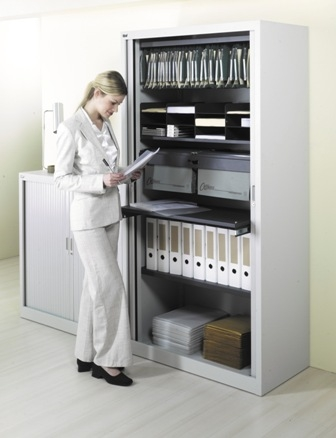Office Cupboards Bookcases Filing Cabinets Tambours Inside Filing Cupboards (#6 of 15)