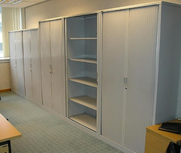 Office Storage Cupboards Hutch Office Furniture Furniture Filing Intended For Filing Cupboards (#7 of 15)