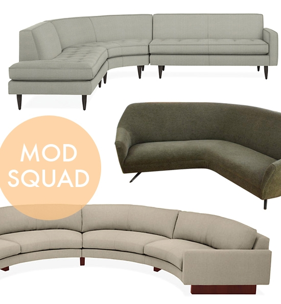 On Trend The Curved Sofa Coco Kelley Coco Kelley Pertaining To Mod Sofas (#14 of 15)