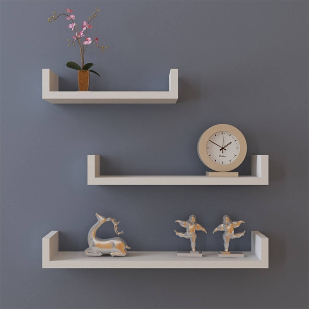 Online Buy Wholesale Mounted Wall Shelves From China Mounted Wall Inside Cheap Wall Shelves (View 8 of 12)